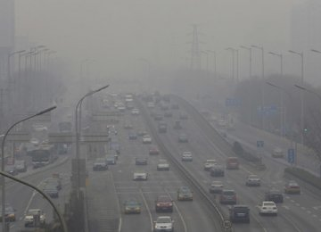 Ozone Pollution Worsens in North China