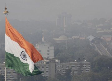 Dehli's Air Quality in Severe State