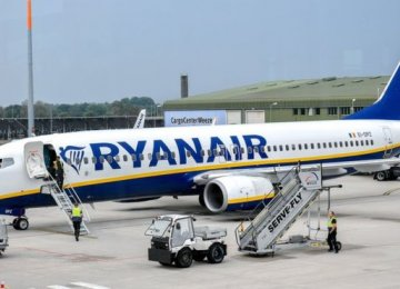 Ryanair Pilot Strike Grounds 1 in 6 Flights
