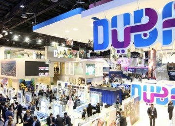 Dubai Hosting Arabian Travel Market