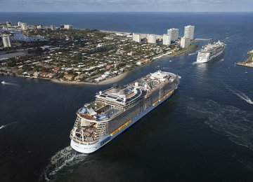 Cruise Ship Boosting Puerto Rico Tourism