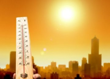 Tehran    Geting Hotter
