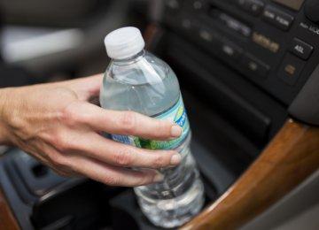 UK Mulling Plastic  Bottle Tax