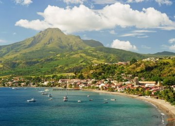 French Caribbean Islands Welcome Tourists | Financial Tribune
