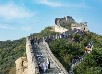 China a Major Traveler Source for Dubai