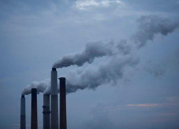 The Paris climate accord aims to limit a rise in global temperatures by phasing out the use of fossil fuels.