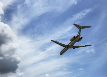 Severe turbulence could increase by 149% by the end of the century.