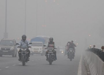 10m Vehicles Choking Delhi