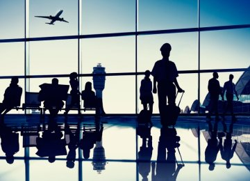 Int'l Air Travel Demand Up 6.8% in March