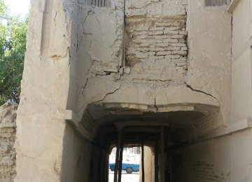 Fars Historical Houses Demolished Illegally