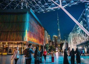 Dubai Tourism Growth Loses Steam
