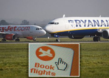 UK Airline Posts Record Numbers Amid Ryanair Crisis