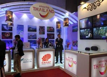 Tehran Int'l Tourism Expo Kicks Off