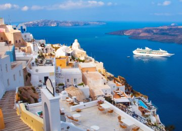 Greece is hoping to bolster traffic from China, Russia and India.