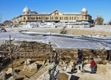 Hamedan Walkway Project Suspended