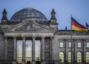 Shortly after Hitler had assumed power in Germany, the Reichstag burned down.