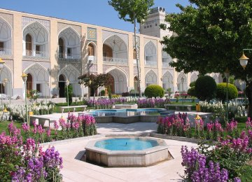 Private Sector Helps Increase Isfahan Lodging Capacity