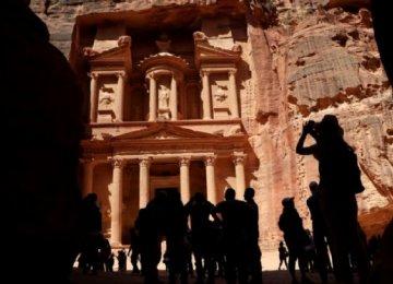 Jordan Wooing Back Spooked Travelers