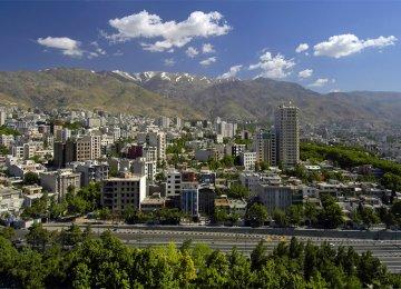 Tehran's Khordad Air Quality  Highest in Six Years