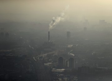 London Sets Pollution Record