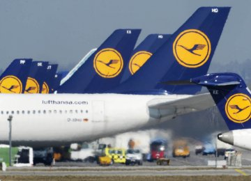 Lufthansa to End Tehran Flight