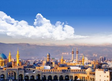 Call for Curbing Hotel Constructions in Mashhad