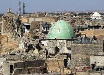 Mosul's Landmark Great Mosque to Be Rebuilt