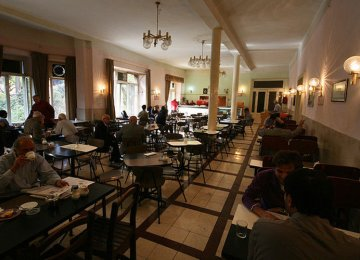 No Tampering With Nostalgic Naderi Cafe