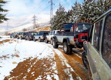 Off-Road Rallies Banned in Sohanak