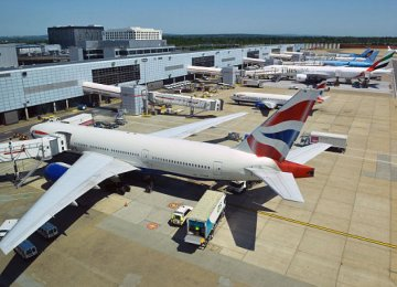 Overbooked UK Airlines Bump 50,000 Passengers p.a.
