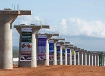 Kenya Railroad Not Affecting Wildlife
