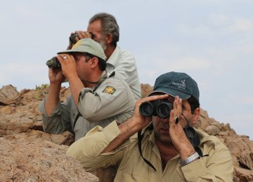The maximum salary of a park ranger is 12 million rials ($300).