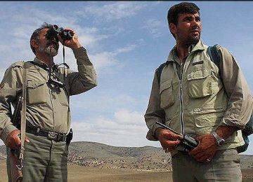Severe Shortage of Rangers in Kohgilouyeh