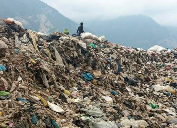 Lack of Waste Management  Hampers Haraz Dam Operation