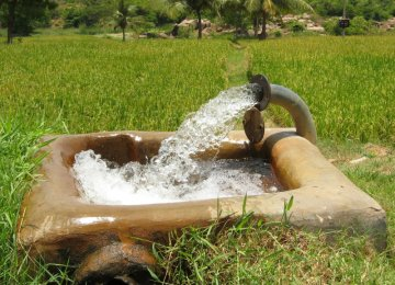 Treated Wastewater to Irrigate South Khorasan Farmlands