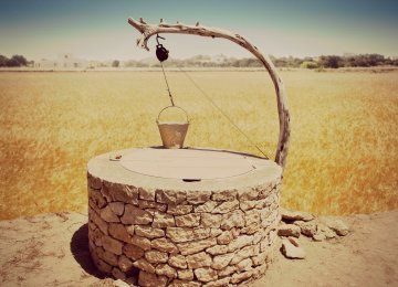 600 Illegal Water Wells Sealed in Alborz Last Year