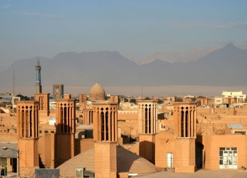 UNESCO's Yazd Registration Likely