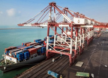 Trade Costs Declining After Sanctions Relief