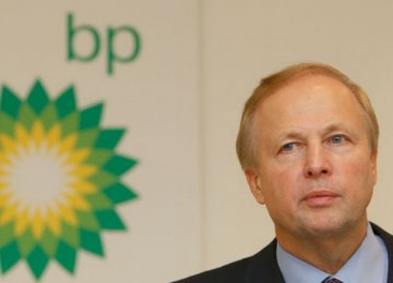 BP's Bob Dudley: Oil Market Uncertainty Could  Lead to a Real Crunch
