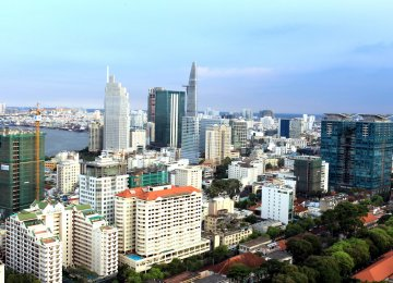 Vietnam's GDP for the first three quarters of 2017 grew by 6.4%, up from 5.9% in the same period of 2016.