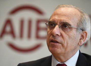 AIIB to Double Lending Power