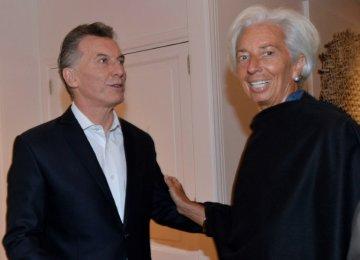 Argentina Making Fiscal Progress