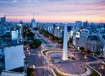 Argentina Gets First $15b From IMF