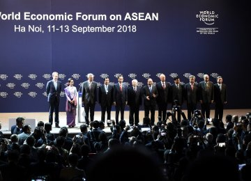 ASEAN Leaders Seek Coop.  Compatible With Industry 4.0