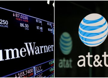 AT&T Takeover of Time Warner Cleared