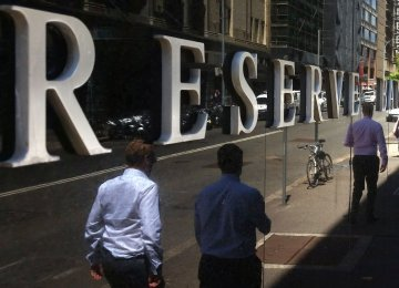 Australia Maintains Key Rate