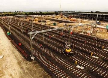 Australia Boosts Infrastructure Spending