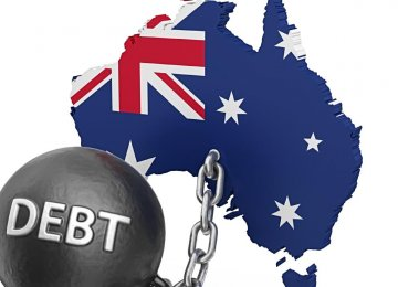 Australia Loaded Up on Debt