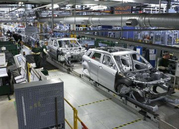 Azeri Growth Top in CIS