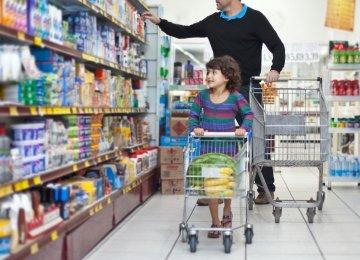 Consumer prices rose 2.71%.